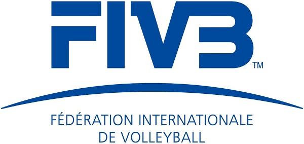 Logo FIVB