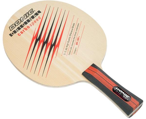 bet pingpong terbaik Donic Original Carbospeed